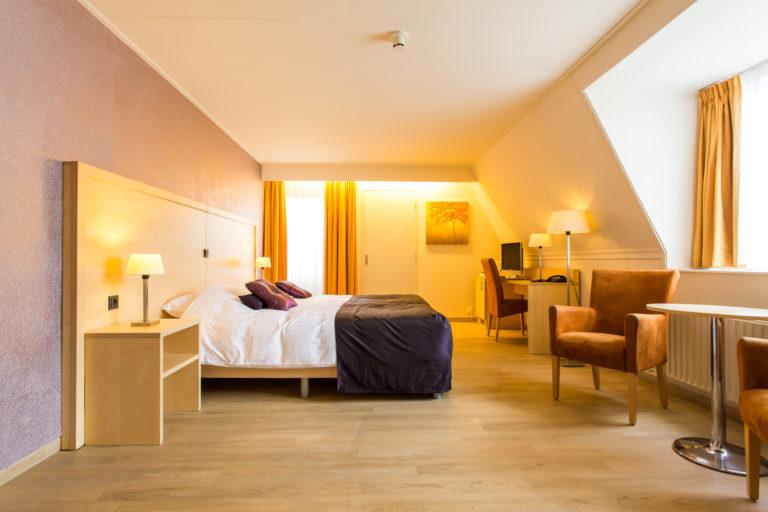 Brinkhotel Zuidlaren Drenthe | Tweepersoonskamer | Martini Hotel Group