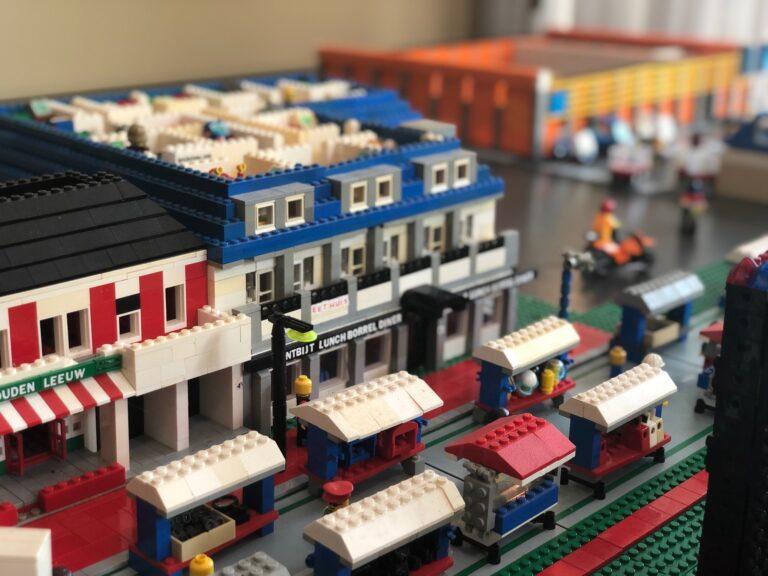 Lego Brinkhotel Zuidlaren